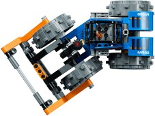 42071 lego technic dozer compactor 3