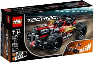 42073 lego technic bash! 1