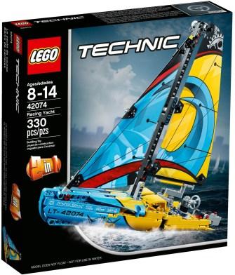 42074 lego technic racing yacht 2