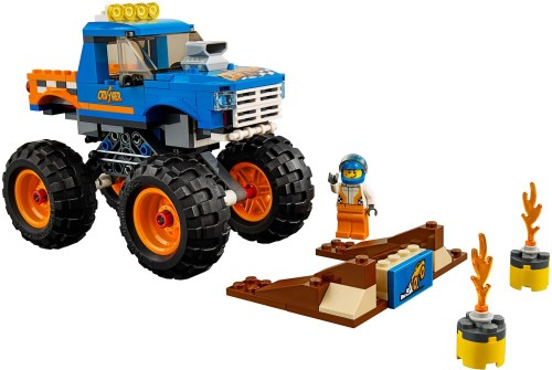 60180 lego city monster truck 1