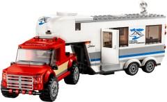 60182 lego city pickup & caravan 3