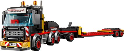 60183 lego city heavy cargo transport 3
