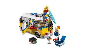 31079 lego creator sunshine surfer van 2