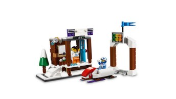31080 lego creator modular winter vacation 4