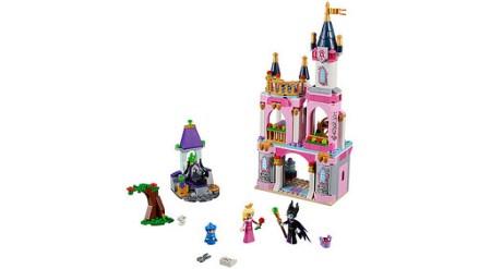 41152 lego disney sleeping beauty's fairytale castle 2
