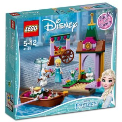 41155 lego disney elsa's market adventure 1