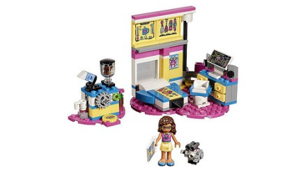 41329 lego friends olivia's bedroom 2