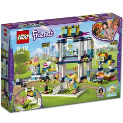 41338 lego friends stephanie's sport arena 1