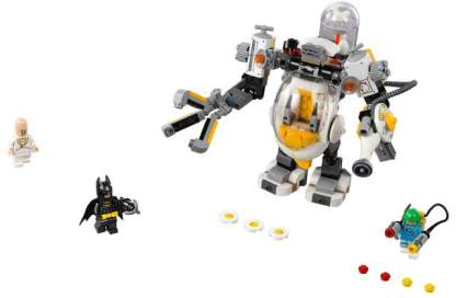 lego batman movie 70920 the egghead mach food fight