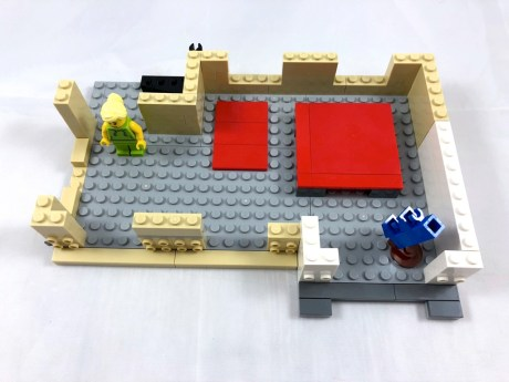10260 lego creator expert downtown diner 22