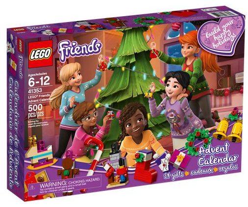 41353 LEGO Friends Advent Calendar