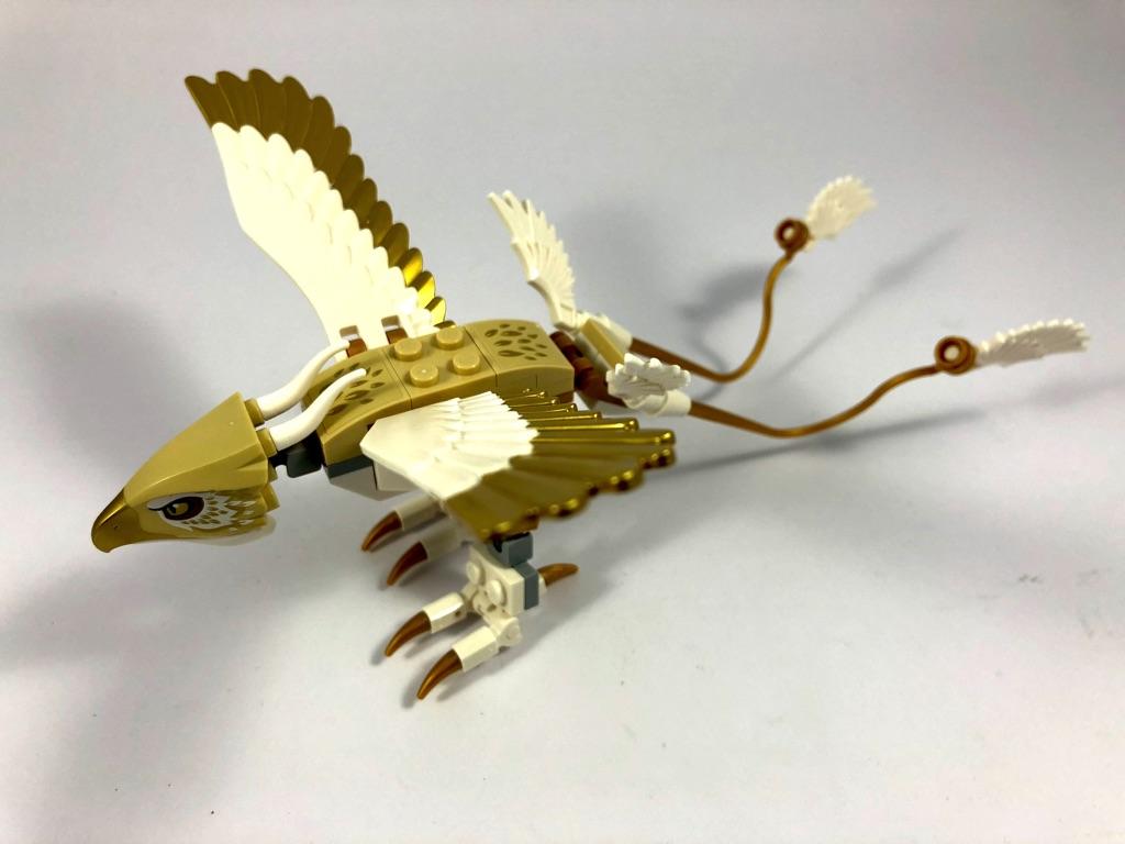 Creatureslego Case Magical Fantastic Beasts Newt's 75952 Of YfgIv76by