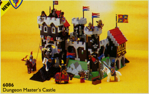 6086-1 Black Knight's Castle