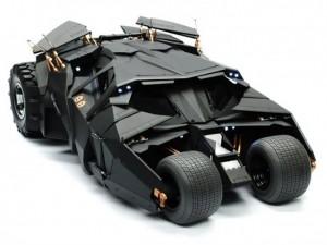 Batman-Tumbler quella vera