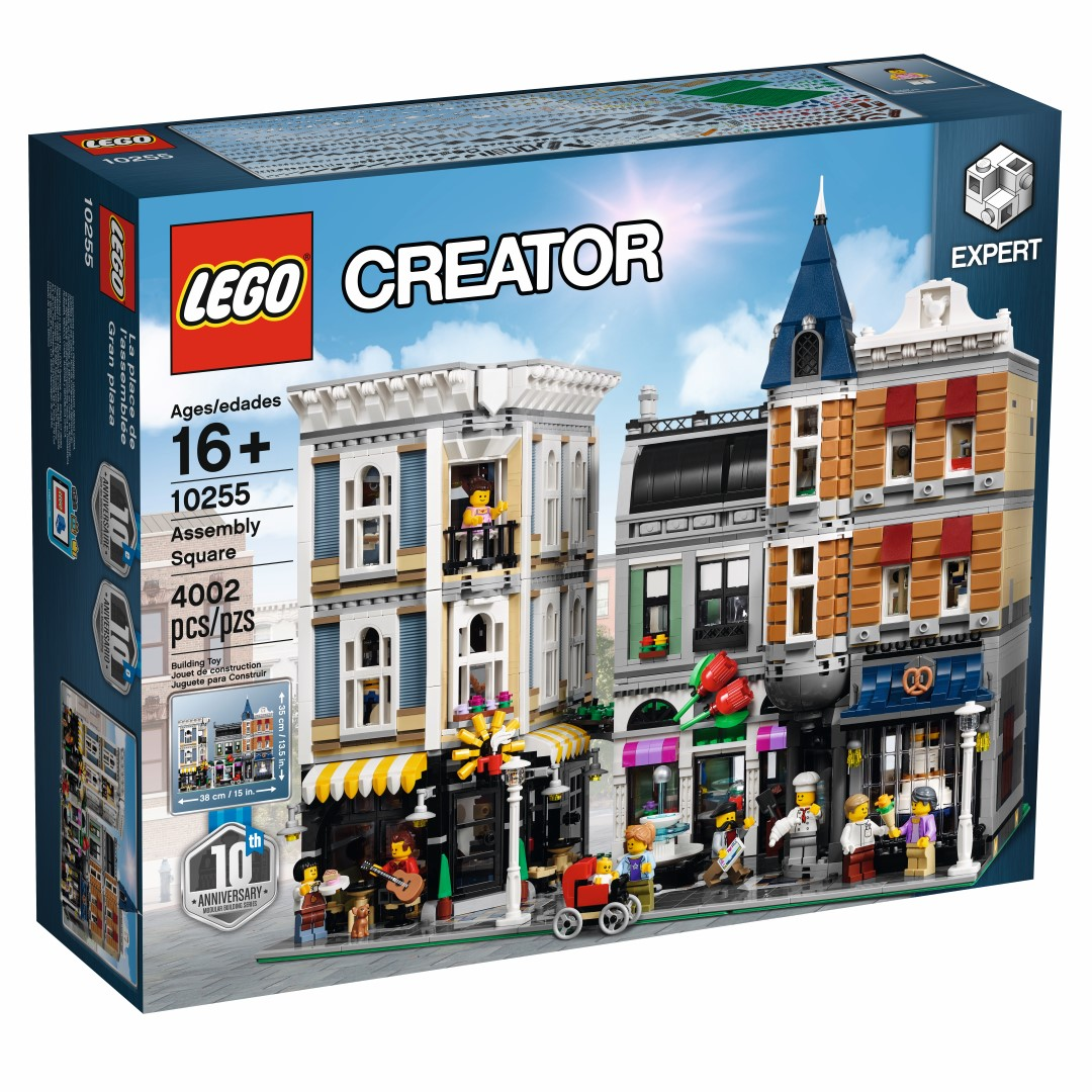 10255 LEGO® Assembly Square