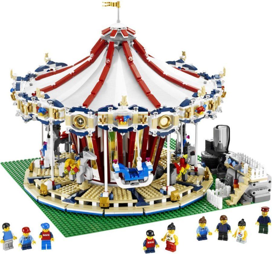 10196 LEGO Grand carousel