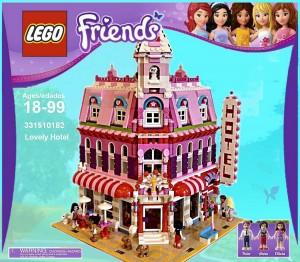 10182 lego friends , molto bello