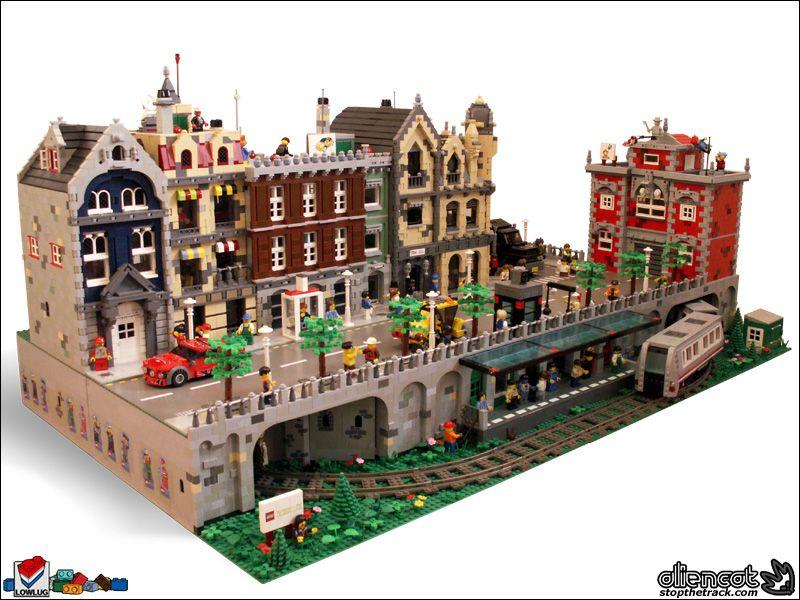 creazione lego moc
