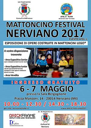 Mattoncino Festival – Nerviano 2017