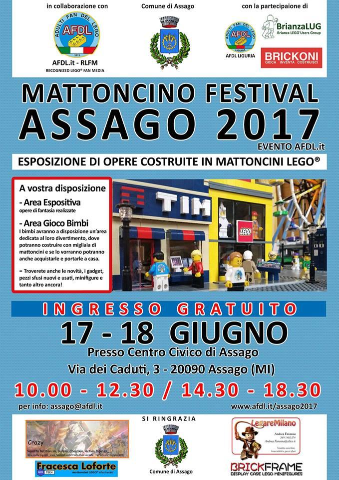 MATTONCINO FESTIVAL - Assago 2017