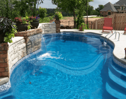 Have a Good Time Outside With a Professionally Installed Pool