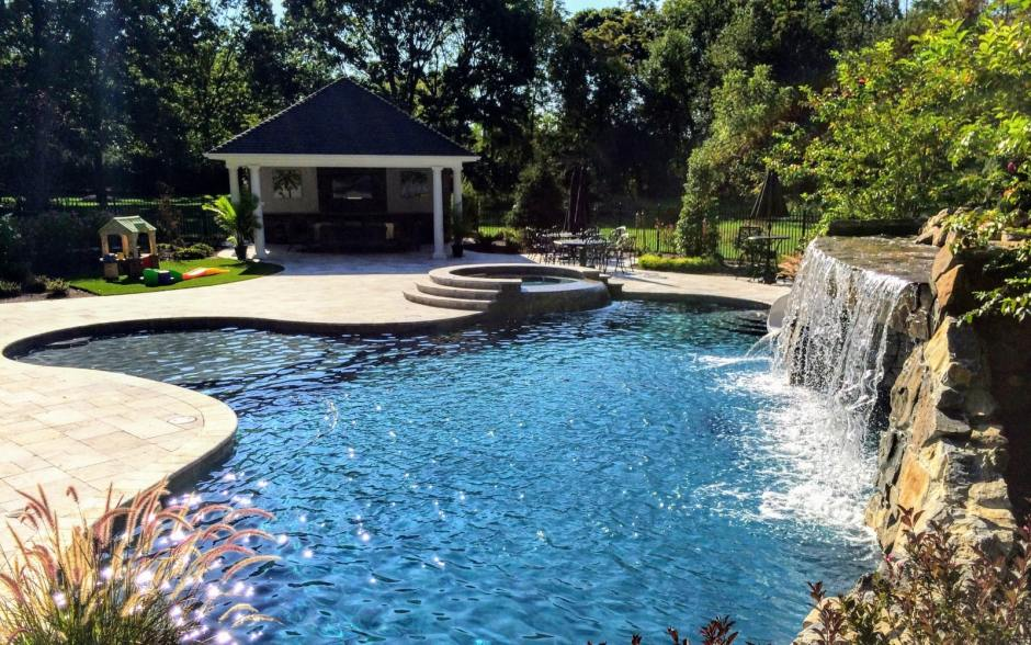 Concrete Pool Builder NJ