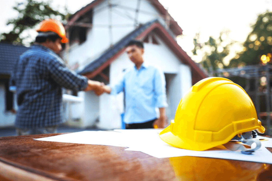 Hire a reliable contractor