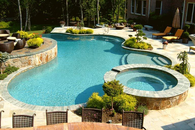 Inground pool builder Middlesex