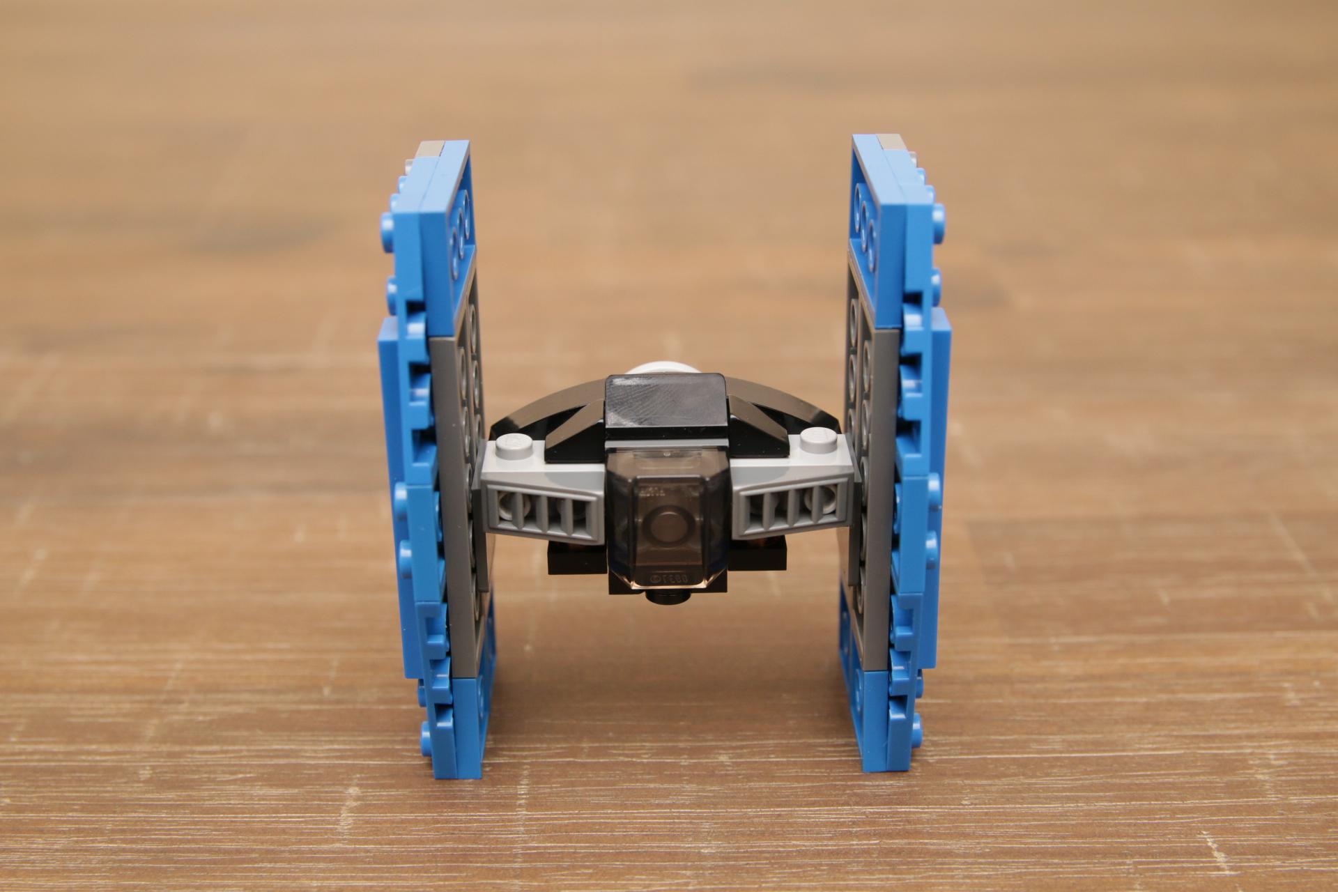 31008 Star Wars Mini Tie Fighter Moc Bricksafe