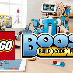 LEGO Boost Excels Toy Innovation