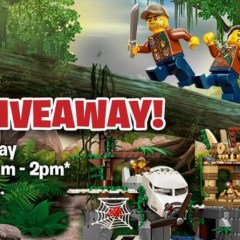 LEGO City Jungle Explorers Giveaway At Smyths Toys