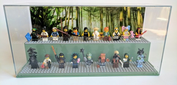 The LEGO NINJAGO Movie Play & Display Stand Review