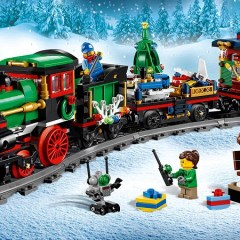 Winter Holiday Train Returns September 14th