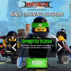 The NINJAGO Training Academy Opens Its Doors