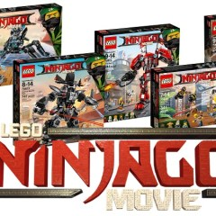 The LEGO NINJAGO Movie Dual Packs