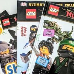 The LEGO NINJAGO Movie DK Books Range Review