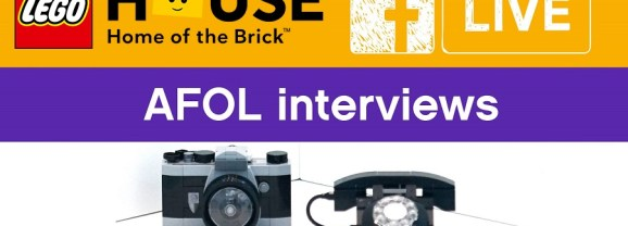 LEGO House Live AFOL Interviews