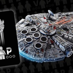 Special LEGO Star Wars VIP Card Revealed