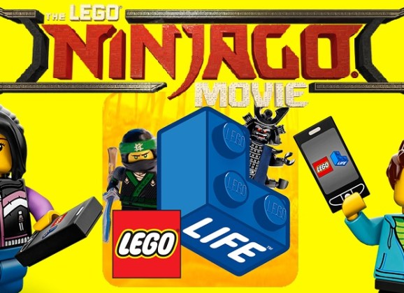 Be Ninja With LEGO Life NINJAGO Movie Content