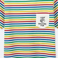 UNIQLO LEGO Adult T-shirts Now Available