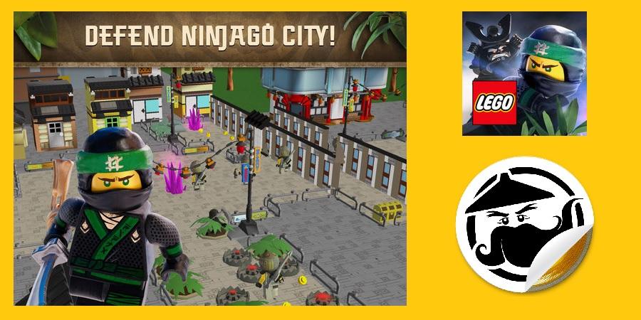 LEGO NINJAGO Movie Join Wu-Cru App | BricksFanz