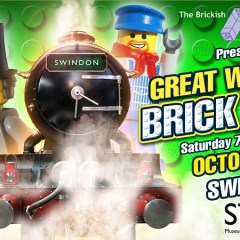 Great Western Brick Show Returns This Weekend