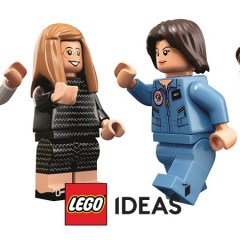 LEGO Ideas: A Taste For Space & Science