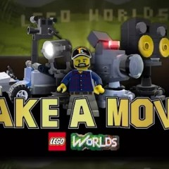 Get The Cameras Rolling In LEGO Worlds