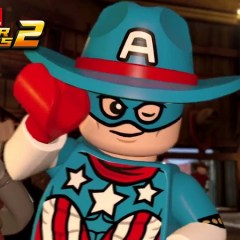 LEGO Marvel Super Heroes 2 NYCC Trailer
