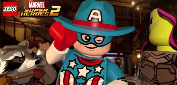 LEGO Marvel Super Heroes 2 NYCC Trailer