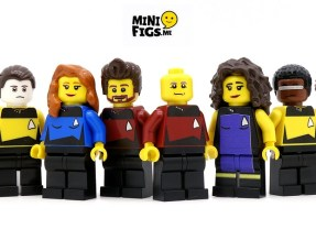 Boldly Go With New Customs From Minifigs.me