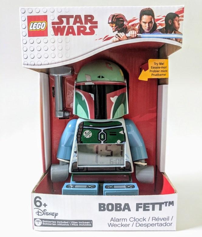 Lego Star Wars Boba Fett Minifigure