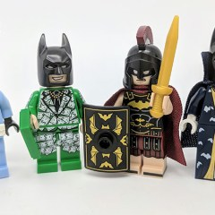 Toys R Us LEGO Batman Movie Minifigures Review