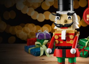 Get Your Free LEGO Nutcracker Set Now